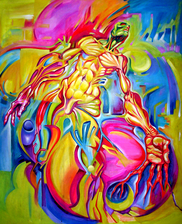 Jeancarlo Ascorra: Peruvian Artist
